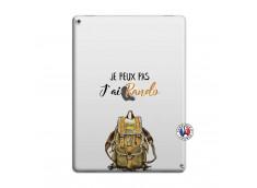 Coque iPad PRO 12.9 Je Peux Pas J Ai Rando
