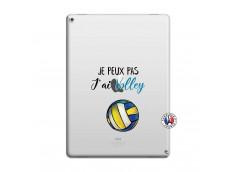 Coque iPad PRO 12.9 Je Peux Pas J Ai Volley