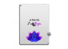 Coque iPad PRO 12.9 Je Peux Pas J Ai Yoga