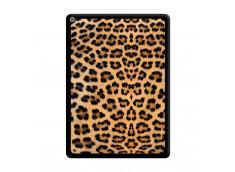 Coque iPad PRO 12.9 Leopard Style Noir