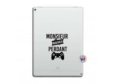 Coque iPad PRO 12.9 Monsieur Mauvais Perdant