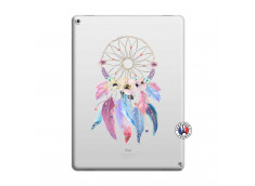 Coque iPad PRO 12.9 Multicolor Watercolor Floral Dreamcatcher