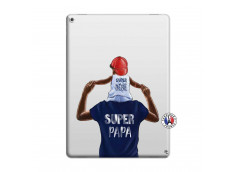 Coque iPad PRO 12.9 Papa Super Heros