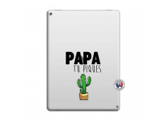 Coque iPad PRO 12.9 Papa Tu Piques