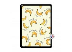 Coque iPad PRO 12.9 Sorbet Banana Split Noir