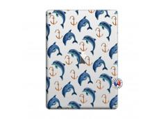 Coque iPad PRO 12.9 Dauphins