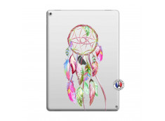 Coque iPad PRO 12.9 Pink Painted Dreamcatcher