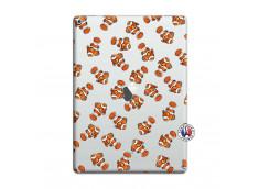 Coque iPad PRO 12.9 Petits Poissons Clown