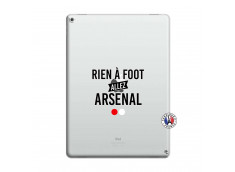 Coque iPad PRO 12.9 Rien A Foot Allez Arsenal