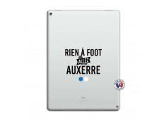 Coque iPad PRO 12.9 Rien A Foot Allez Auxerre