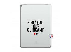 Coque iPad PRO 12.9 Rien A Foot Allez Guingamp