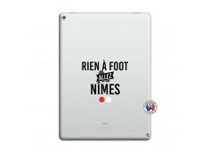 Coque iPad PRO 12.9 Rien A Foot Allez Nimes