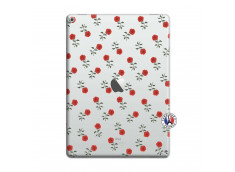 Coque iPad PRO 12.9 Rose Pattern
