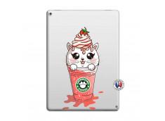 Coque iPad PRO 12.9 Catpucino Ice Cream