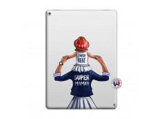 Coque iPad PRO 12.9 Super Maman Et Super Bébé