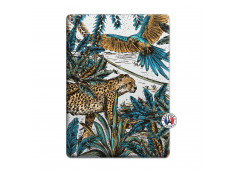 Coque iPad PRO 12.9 Leopard Jungle