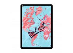 Coque iPad PRO 12.9 Wanderlust Noir
