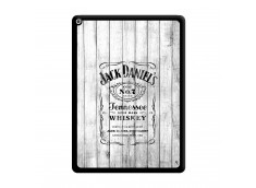 Coque iPad PRO 12.9 White Old Jack Noir