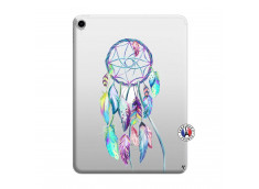 Coque iPad PRO 2018 11 Pouces Blue Painted Dreamcatcher