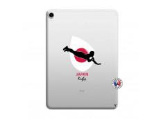 Coque iPad PRO 2018 11 Pouces Coupe du Monde Rugby-Japan