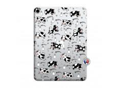 Coque iPad PRO 2018 11 Pouces Cow Pattern