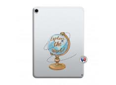 Coque iPad PRO 2018 11 Pouces Globe Trotter