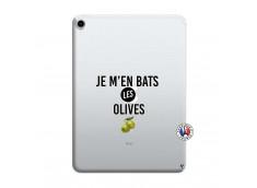 Coque iPad PRO 2018 11 Pouces Je M En Bas Les Olives