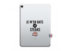 Coque iPad PRO 2018 11 Pouces Je M En Bas Les Steaks