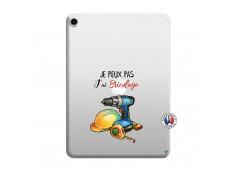 Coque iPad PRO 2018 11 Pouces Je Peux Pas J Ai Bricolage