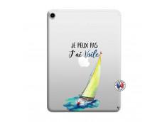 Coque iPad PRO 2018 11 Pouces Je Peux Pas J Ai Voile