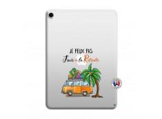 Coque iPad PRO 2018 11 Pouces Je Peux Pas Je Suis A La Retraite