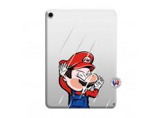 Coque iPad PRO 2018 11 Pouces Mario Impact