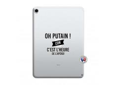 Coque iPad PRO 2018 11 Pouces Oh Putain C Est L Heure De L Apero