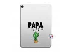 Coque iPad PRO 2018 11 Pouces Papa Tu Piques