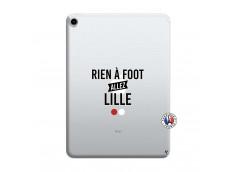Coque iPad PRO 2018 11 Pouces Rien A Foot Allez Lille