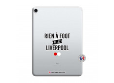 Coque iPad PRO 2018 11 Pouces Rien A Foot Allez Liverpool