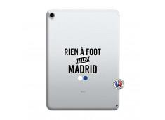 Coque iPad PRO 2018 11 Pouces Rien A Foot Allez Madrid