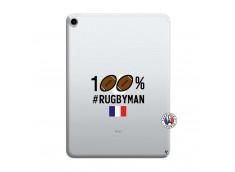 Coque iPad PRO 2018 11 Pouces 100% Rugbyman