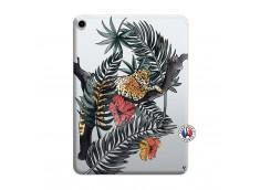 Coque iPad PRO 2018 11 Pouces Leopard Tree