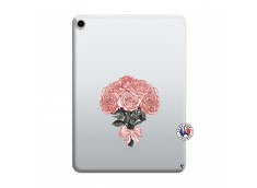 Coque iPad PRO 2018 12.9 Pouces Bouquet de Roses