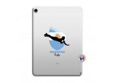Coque iPad PRO 2018 12.9 Pouces Coupe du Monde Rugby-Argentine