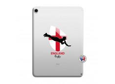 Coque iPad PRO 2018 12.9 Pouces Coupe du Monde Rugby-England