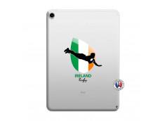 Coque iPad PRO 2018 12.9 Pouces Coupe du Monde Rugby-Ireland