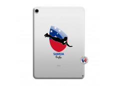 Coque iPad PRO 2018 12.9 Pouces Coupe du Monde Rugby-Samoa