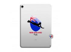 Coque iPad PRO 2018 12.9 Pouces Coupe du Monde Rugby- Nouvelle Zélande