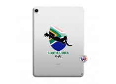 Coque iPad PRO 2018 12.9 Pouces Coupe du Monde Rugby-South Africa