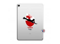 Coque iPad PRO 2018 12.9 Pouces Coupe du Monde Rugby-Tonga
