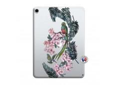 Coque iPad PRO 2018 12.9 Pouces Flower Birds