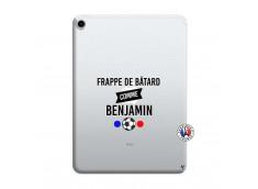 Coque iPad PRO 2018 12.9 Pouces Frappe De Batard Comme Benjamin