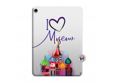 Coque iPad PRO 2018 12.9 Pouces I Love Moscow
